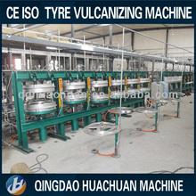 Motorcycle tire machine/ tyre recycle vulcanizing machine/ hydraulic tyre vulcanizer rfq