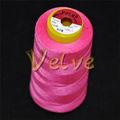 Plástico hilo de coser bobinas