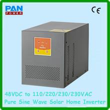 48V 230V 4KW UPS Inverter Sine Wave With LCD display