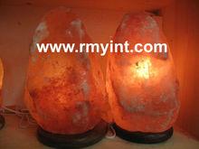 white salt lamps