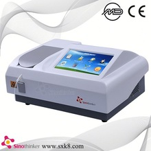 SK3002 portable medical equipment community health service centers semi automatic chemistry analyzer device
