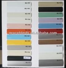 Aluminum Venetian Blind Slats/Venetian Slats/Coted Aluminum Slats