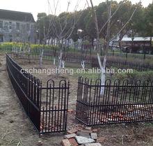Small Garden Border Fence
