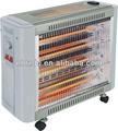 calentador de cuarzo 2400w