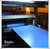 Blue coating offset printing material for ctp