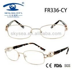 Favorites Compare Fashion High Quality Optical Glasses Frames Metal Optical Frame