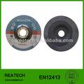 De metal abrasivo de corte del disco/marrón de óxido de aluminio disco de corte para