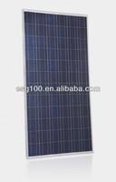 300W Polysilicon Portable Solar cell 156*156