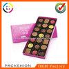 Food grade paper praline box packaging alibaba china