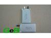 GPS batteries 3.7v 1400mah, li-polymer battery GEB743465