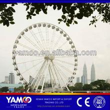 China Supplier Fun Big Ferris Wheel/88m Height Sightseeing Wheel/Ferris Wheel Amusement Ride
