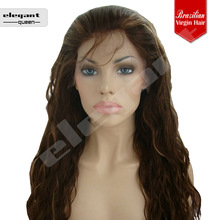 glueless full lace wigs indian women hair wig/human hair wig/ full lace wigs