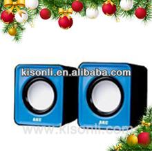 Cheapest mini speaker sparkle trendy christmas gifts 2014