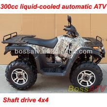 300cc liquid-cooled automatic ATV 4x4
