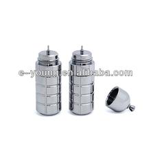 20ml eliquid bottle /dropping stainless bottle For Plastic e liquic bottle