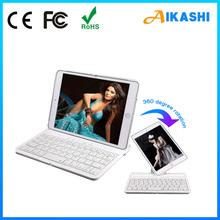 Multifunction mini detachable bluetooth keyboard case for ipad mini