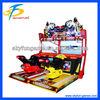 Crazy indoor racing Thunderbolt Motor racing simulator machine