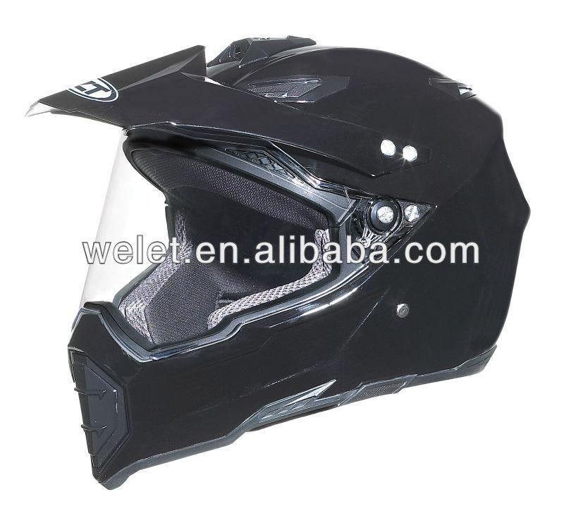 Dirt Bike Helmet wlt-128 New design Black