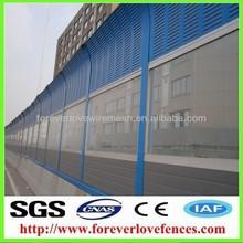 polycarbonate transparent soundproof materials(manufacturer, Anping)