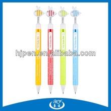 Multi Color Animal Promotional Plastic Fish Ballpoint Pen