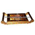 white metal artesanais de fruta seca caixa feita em portugal decoração home artesanato