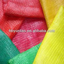 pp mesh bag different colors different dimensions