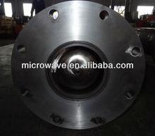 Single extruder screw barrel/plastic extruder single screw barrel
