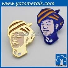 Head badge /head lapel pins
