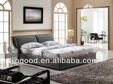 Elegant Printing Fabric Bed Sheet