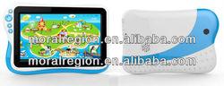 Smart bear kids tablet ,multi language,parental control ,android kids pad