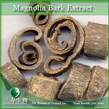 Natural Magnolia Bark Extract ( Active Ingredients : Magnolol, Honokiol )