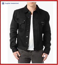 Black denim jean jacket 2013