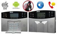 LOW cost home burglar alarm system gsm wireless home alarm system gsm sms home security system with 96 wireless keypad