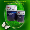 LIAO MACAW SERIES 2K SOLID COLORS car paint color green auto paint