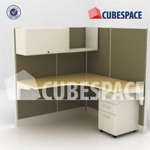 Modern Office Desk, Workstation Partitions Cluster