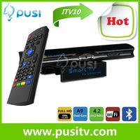Luxury HD Camera TV Box Sunvell V3 HDMI 1080P 3D Android 4.2 Cortex A9 RK3066 Dual Core 1.6GHz 1G/8G WIFI RJ45 WLNA Bluetooth