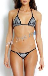 women sexy super mini c string bikini
