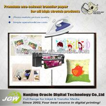 Eco-solvent vinyl paper lettering graphics