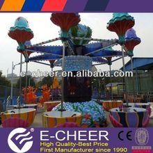 Park trailer manufacturer fisher price wholesale happy jellyfish rides