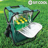 3 in 1 Sit Cool Folding Chair Thermal Bag and Backpack