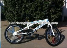 2013 fashionable one pc wheel adult bmx bicycle/bikes