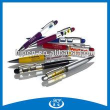 Hot and Fashionable 3D Floating Plastic Pen Liquid Ballpoint Pens