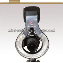 F165 Macro O Flash Ring For Nikon SB800 + D700/D3/D3X/D2X,Canon 430EX/430EX II + 50D 40D 30D 20D 10D 5D 5D II