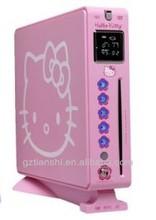girl computer case,hello kitty computer case