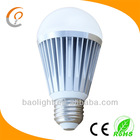China leds new bulb 11w led dimmable bulb e27 cri>90 with Samsung 5630 led