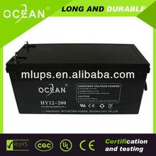 4v 2ah sealed lead acid battery ocean 200ah 12