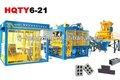 Nova tecnologia de produto na china máquina de fazer tijolos hqty6-21