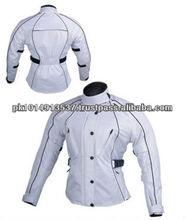BPJ-1609 Ladies Highway Jacket, Women Rider Jacket