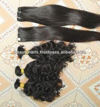 factory wholesale price supply virgin 100% human hair