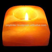 Salt Lamps/Metal Cage/Metal Basket/Tealights/Natural Lamps/Crafted Lamps/Animal Salt/Granulate/Running Salt